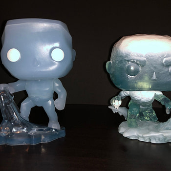 Iceman Gets Frosty with Marvel 80th Anniversary Funko Pop [Review]