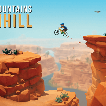 """""""Lonely Mountains: Downhill"""" Wrecked Our Bike During PAX West"""