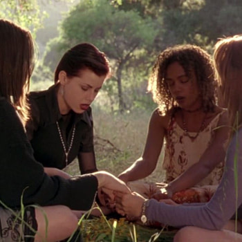 """""""The Craft"""" Remake Finds Its Coven in Gideon Adlon, Lovie Simone, Zoey Luna and Cailee Spaeny"""