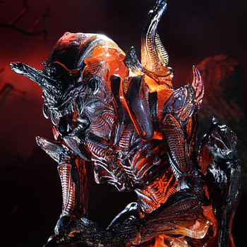 Aliens Expanded Universe Returns with Ultimate Alien Rhino from NECA