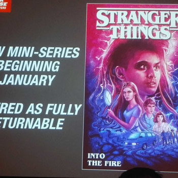 Dark Horse to Launch New Stranger Things Mini in January, Zombie Boys Release Pushed Up