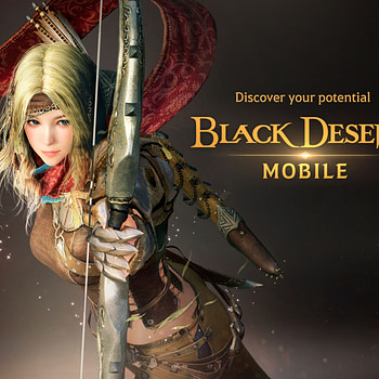 "Pearl Abyss To Soft-Launch ""Black Desert Mobile"" On October 24th"