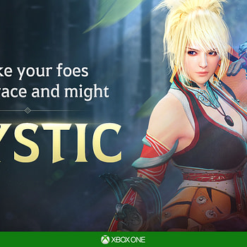 """Mystic Class Is Being Added To """"Black Desert"""" On Xbox One"""