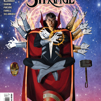 Doctor Strange Annual #1 [Preview]