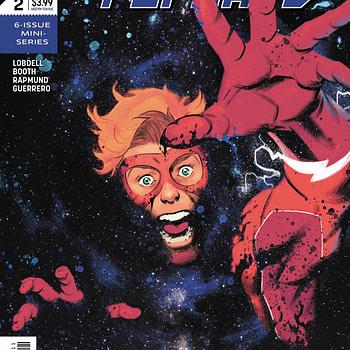 Impeachment in the Dark Multiverse in Flash Forward #2 [Preview]