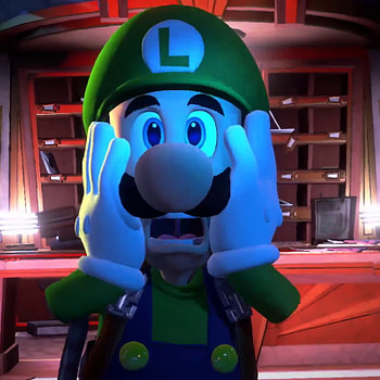 "First 4 Figures' ""Luigi's Mansion 3"" Figure Is Appropriately Spooky"