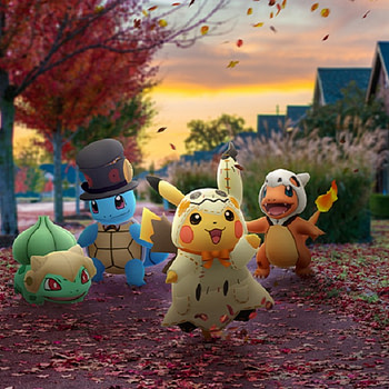 """Pokémon GO"" Will Launch A Halloween Event This Week"