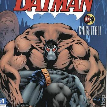 DC Sends Replacement Copies of Dollar Comics: Batman #497 After Page Miz Up