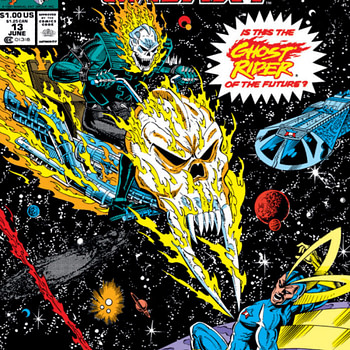 Belligerent Donny Cates Refuses to Admit Comic He Never Read Inspired Cosmic Ghost Rider