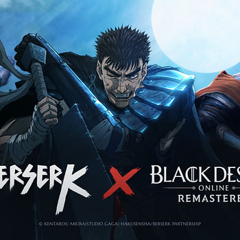 """Black Desert Online"" Launches Crossover Event With ""Berserk"""