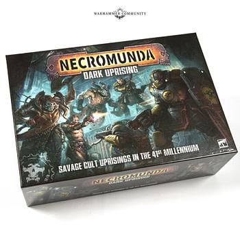 """Necromunda"" Gets New Box-Set Treatment from Games Workshop"