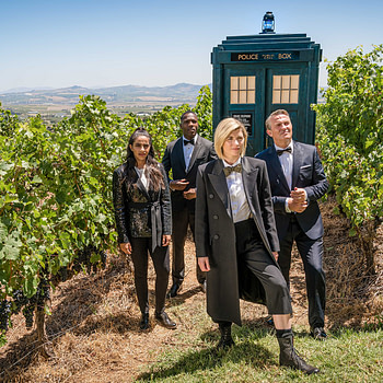 """Doctor Who"" Series 12 Trailer - Love Is Coming For The Doctor"