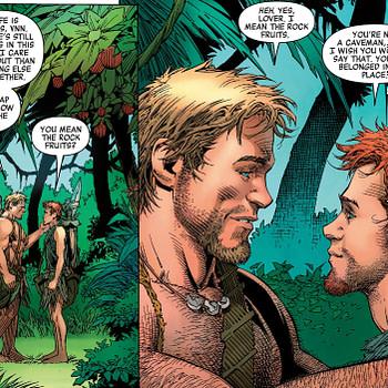 Marvel Comics Very First Superhero, Revealed