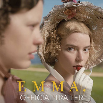 """Emma' Trailer: Anya Taylor-Joy Takes Over the Iconic Role in February"