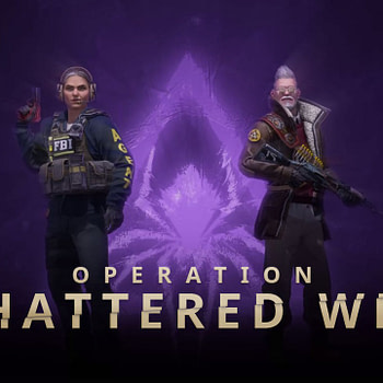 "Valve Launches New ""CS:GO"" Update ""Operation Shattered Web"""