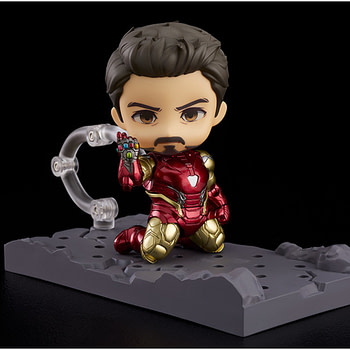 Iron Man Makes His Last Stand with New Nendoroid Figure