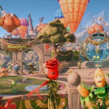 """""""Plants vs. Zombies: Battle For Neighborville"""" Gets A New Holiday Event"""