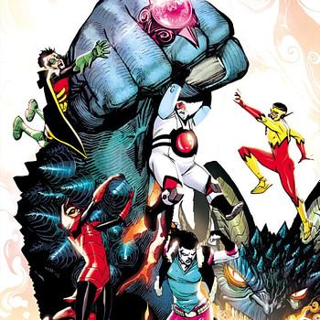 Robbie Thompson Joins Teen Titans Creative Team as Co-Writer for Djinn War