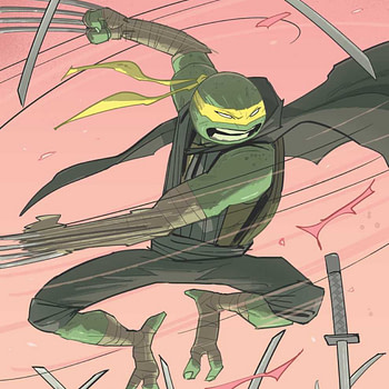 TMNT's Jennika Gets Her Own Mini-Series by Brahm Revel