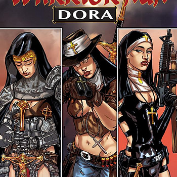 Ahead Of Netflix's Warrior Nun, Avatar Press and Boundless Run 20% Off Black Friday Sale On Everything, Print or Digital