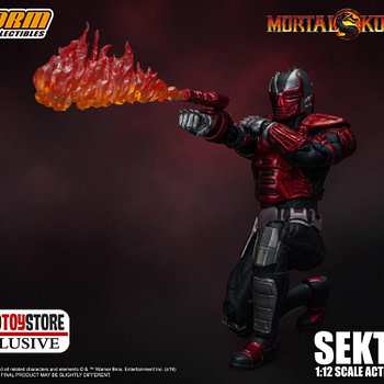 Mortal Kombat Welcomes Sektor with New Exclusive to BBTS