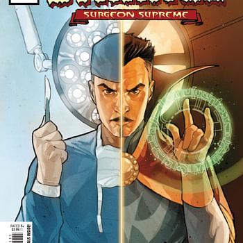Doctor Strange #1 [Preview]