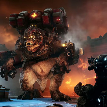 """Gears Tactics"" Brings Strategy to the World of ""Gears of War"""