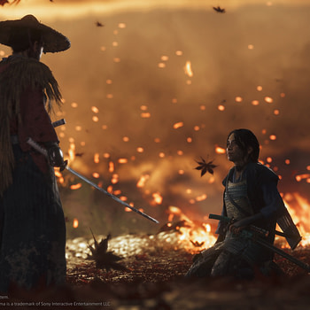 """""""Ghost of Tsushima"""" Is Getting A Full Trailer at """"The Game Awards 2019"""""""