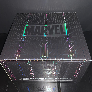 GameStop Exclusive Marvel Gamer Mystery Box [Unboxing]