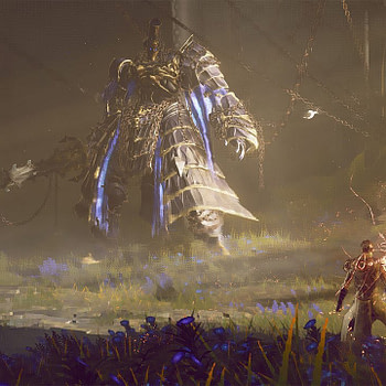 """PlayStation's State of Play Debuted Footage of Square Enix's """"Babylon's Fall"""""""