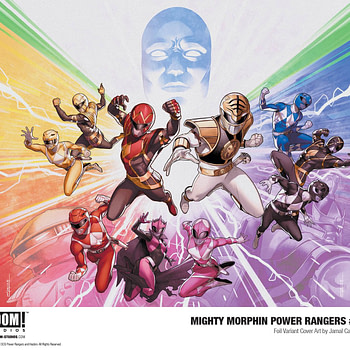 Power Rangers #50 Shocker: Reality to Be Shattered by Return of Fan-Favorite Character