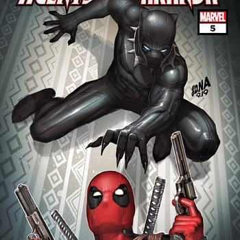 "REVIEW: Black Panther And The Agents Of Wakanda #5 -- ""This Very Fun Issue Makes All The Right Moves"""