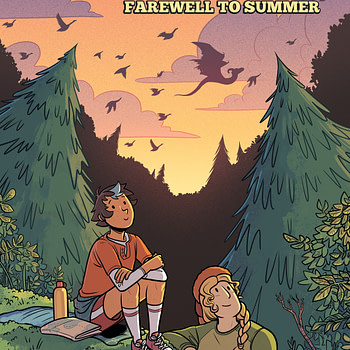 First Look at Farewell to Summer, the 2020 Lumberjanes FCBD Special