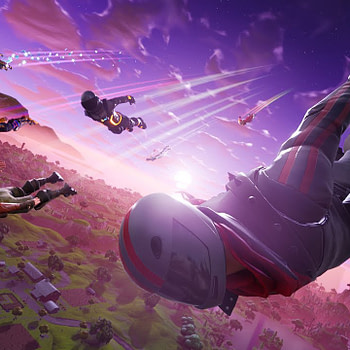 """""""Fortnite"""" Adds New Competitive Rules Focused On Collusion"""