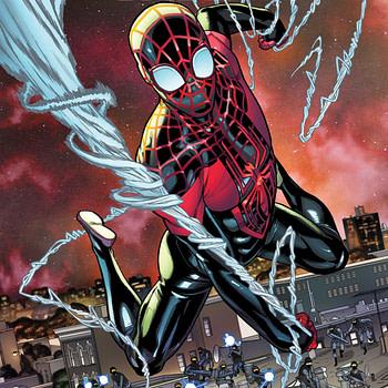 Carmen Carnero Joins Miles Morales: Spider-Man Creative Team in April