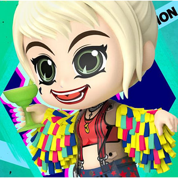 "Harley Quinn ""Birds of Prey"" Gets Hot Toys Cosbaby Figures"
