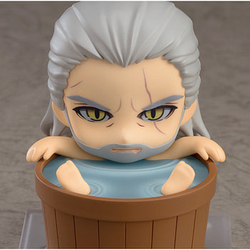 The Witcher is Back with Re-Release from Good Smile Company