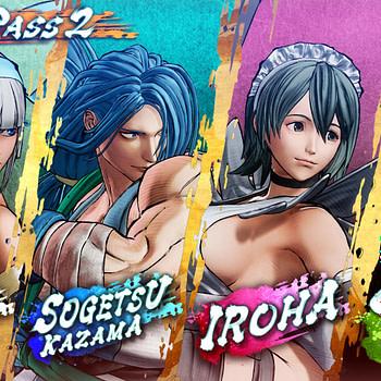"""Samurai Shodown"" Reveals Second Season DLC Characters"