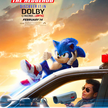 "New Poster for ""Sonic the Hedgehog"", Star Ben Schwartz's Star Wars Contribution"