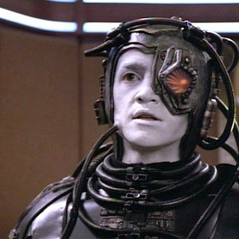 """Countdown to """"Star Trek: Picard"""" – Re-examining """"I, Borg"""" and """"Unification"""""""