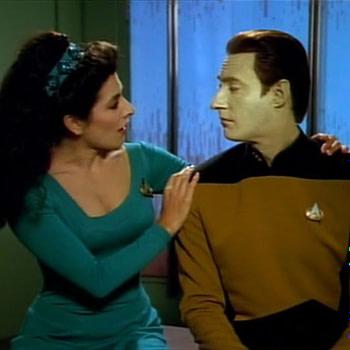 """""""Star Trek"""": Marina Sirtis, Brent Spiner Talk TNG Cast Reunion, Chemistry on """"Picard"""""""