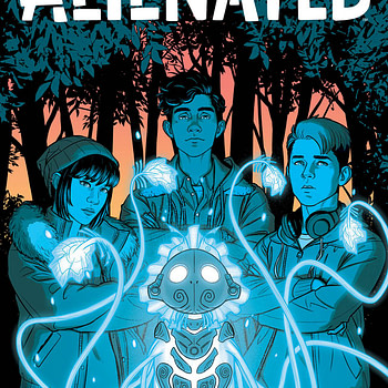 Will Spurrier & Wildgoose's Alienated Fill The Paper Girls-Shaped Hole In Readers (and Retailers) Hearts?