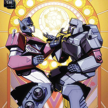"REVIEW: Transformers #16 -- ""It's Hard To Sort Who's Supposed To Be Good And Who's Supposed To Be Bad"""