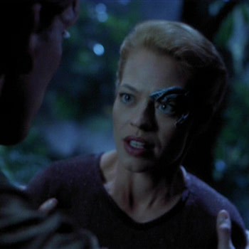 "Countdown to ""Star Trek: Picard"": Reconsidering ""Unimatrix Zero"""