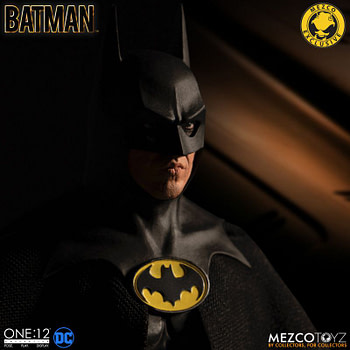 Mezco Toyz Finally Announces Batman 1989 As Their Next Exclusive