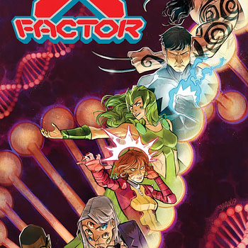 Leah Williams and David Baldeon Launch X-Factor at Marvel Dawn of X