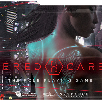 """""""Altered Carbon: The Role Playing Game"""" On Kickstarter"""