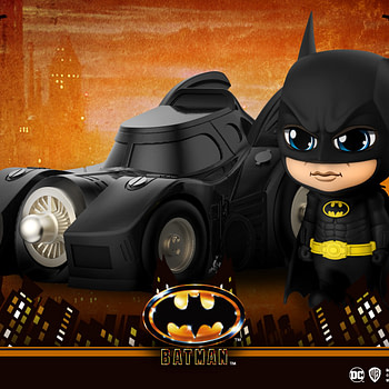 """Batman Returns"" Receives Cosbaby Collectibles from Hot Toys"
