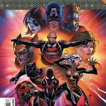 Marvel's Voices #1 [Preview]