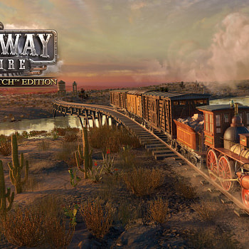 """Railway Empire"" Will Hit The Nintendo Switch This March"